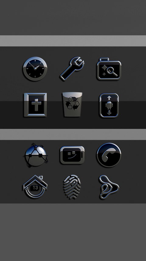 Icon Pack Sakato 3D Screenshot 1