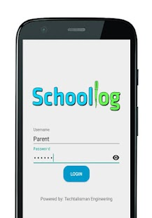 Schoollog - screenshot