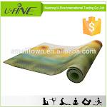 Printed TPE Yoga Mat