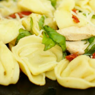 Grilled Chicken Tortellini