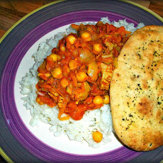 Turkey & Chickpea Curry
