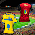 Soccer jerseys theme for Lollipop - Android 5.0