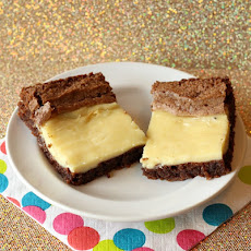 Fudgy Cheesecake Brownies