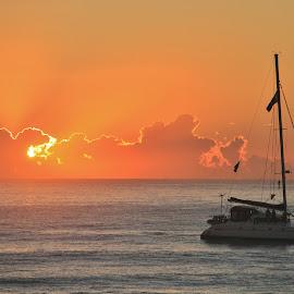 Anzac Day 2015 by Carole Walle - Transportation Boats (  )
