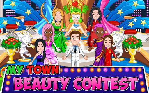 My Town : Beauty Contest For PC