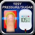Blood Sugar & Pressure Prank APK for Bluestacks