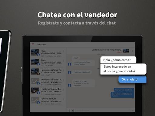 Coches.net - Compraventa de Coches de Ocasión screenshot 11