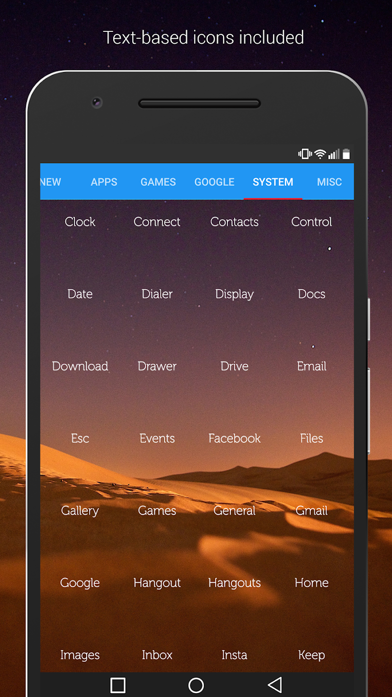 Lines - Icon Pack (Pro Version) Screenshot 7