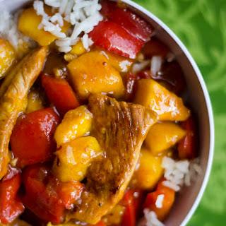 Mango Chicken Stir Fry Recipes