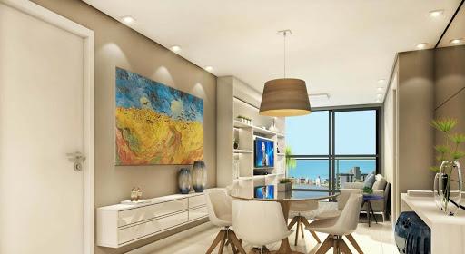 Apartamento com 2 dormitórios à venda, 62 m² por R$ 350.000 - Bessa - João Pessoa/PB