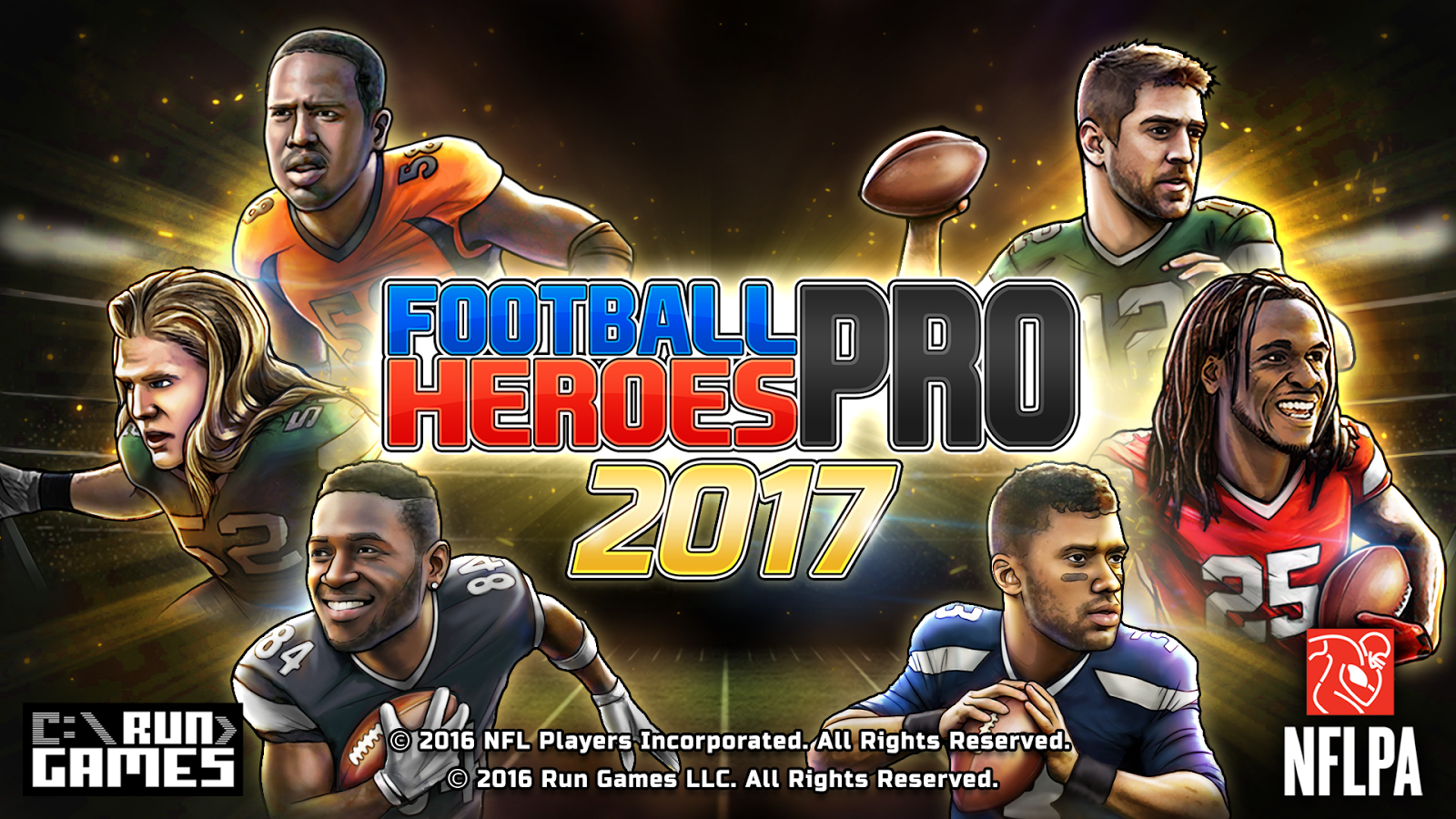 Football Heroes PRO 2017 Screenshot 4