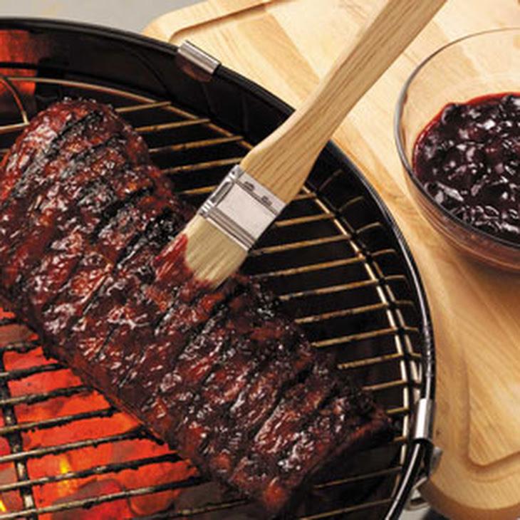 Cherry Barbecue Sauce Recipe | Yummly