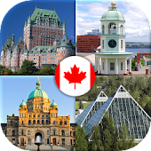 Download Canada Provinces & Territories APK to PC