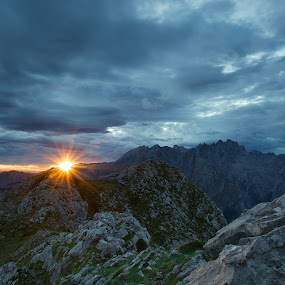 Picos Spectacle  by Benjamin Arthur - Landscapes Sunsets & Sunrises ( photographer, benjaminarthur.com, amsterdam, prague, photography )