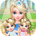 Free Download Princess Elsa Twins Care APK for Samsung