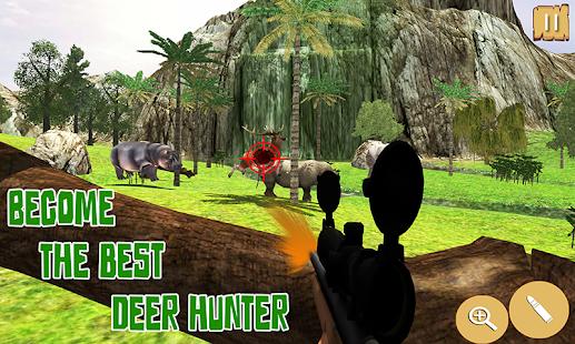 Скачать Deer Hunter на Андроид бесплатно