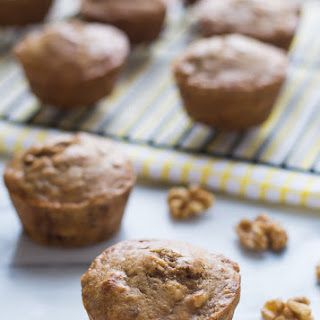 Ben's Healthy Banana Nut Muffins + LAW SCHOOL GRADUATION