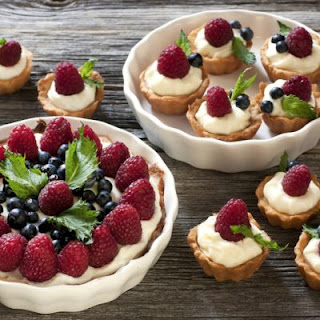 Berry Easy-to-Make Fruit Tart