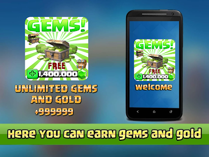 App Gems For Clash Royale apk for kindle fire