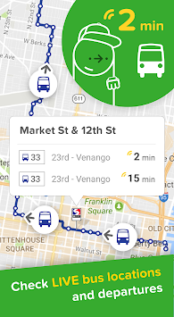 Citymapper APK screenshot thumbnail 5