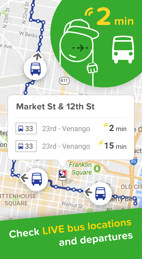 Citymapper Screenshot 4