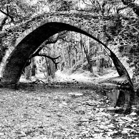 stone bridge by Joshua Malcolm  - Instagram & Mobile iPhone