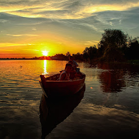 by Ar Yudha Pahrolrozy - Landscapes Sunsets & Sunrises
