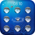Lock screen - water droplets APK for Bluestacks