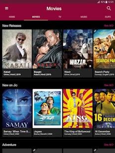 JioCinema: Download Movies APK for Ubuntu