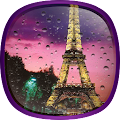 App Rainy Paris Live Wallpaper APK for Kindle
