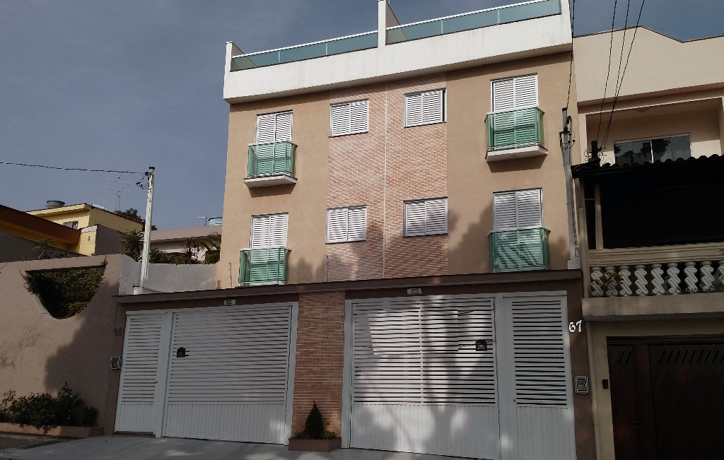 Apartamento Vila Junqueira Santo André