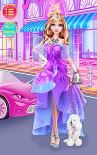 Game Fashion Doll - Girls Makeover APK for Windows Phone