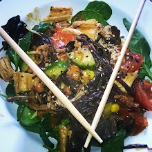 Hong Kong style Vegan Dinner Party with Fairtrade ingredients