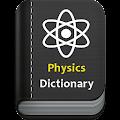 Physics Dictionary Offline APK for Bluestacks