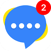 Messenger Rh - Reach All Communication Icon