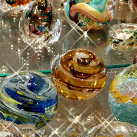 Glass Art by Lisa Chilton - Artistic Objects Glass