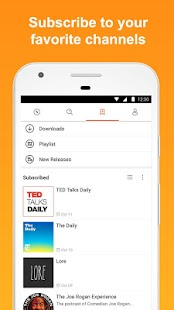 App CastBox: Free Podcast Player, Radio & Audio Books APK for Kindle