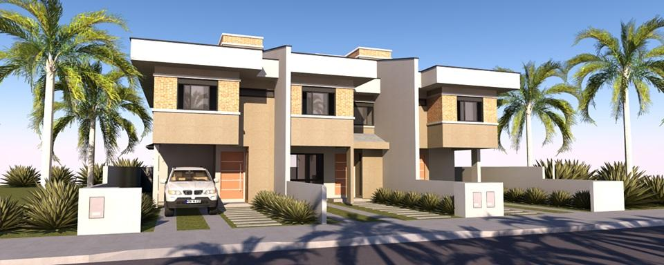 Metta Imobiliária - Casa 3 Dorm, Campeche (CA0496) - Foto 2