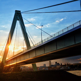 by Alex Mednick - Buildings & Architecture Bridges & Suspended Structures