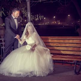 Shay by Doru Iachim - Wedding Bride & Groom ( love, wedding photography, wedding, wedding photographer, bride, groom )