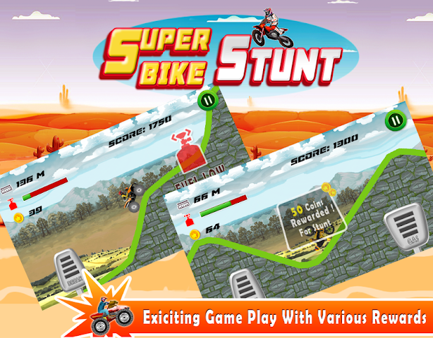 android Super Bike Stunt Screenshot 8