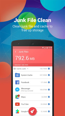 Fast Cleaner - Speed Booster 1.0.0 screenshot 615000
