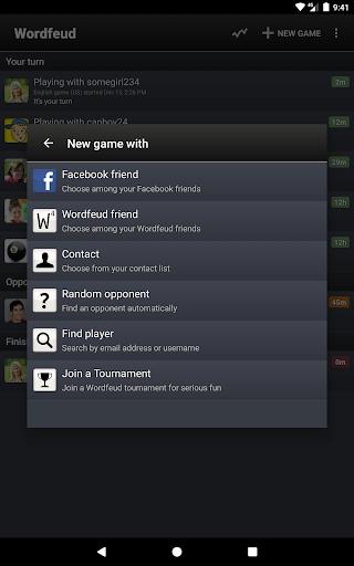 Wordfeud FREE screenshot 19