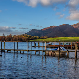 Lake District by Aamir DreamPix - Buildings & Architecture Other Exteriors ( mountains, uk, mountain, lakes, lake )