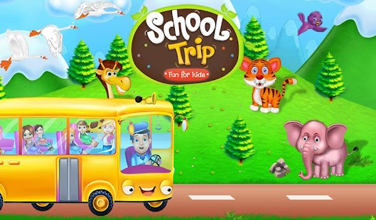 School Trip Fun For Kids- screenshot thumbnail