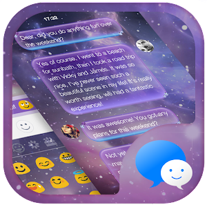 Star Dream Messages Theme
