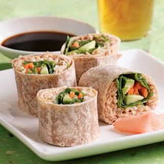Spicy Tuna Wrap