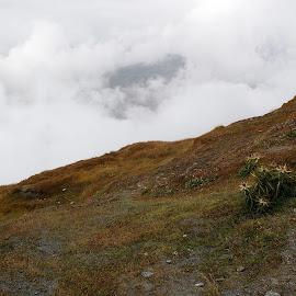 by Serguei Ouklonski - Landscapes Cloud Formations ( mountain, range )