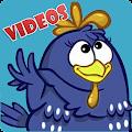 App Videos de la gallina pintadita APK for Kindle