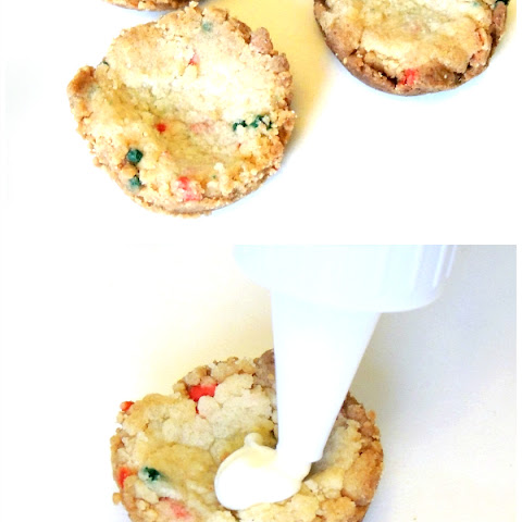 Holiday Funfetti® Mini Cookie Cups